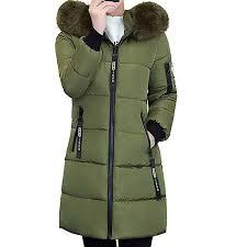 POTO Women Coats Plus Size, Fashion Winter Long ... - Amazon.com