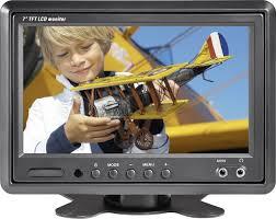 "Renkforce T-701B <b>Car LCD monitor</b> 17.8 cm 7 "" | Conrad.com"