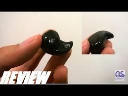 REVIEW: <b>S530</b> Smallest <b>Wireless</b> Mini <b>Bluetooth Earpiece</b> - YouTube