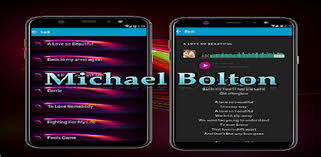 Best of <b>Michael Bolton Songs</b> - Apps on Google Play