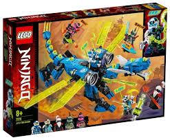 <b>Конструктор LEGO Ninjago</b> 71711 <b>Кибердракон</b> Джея — купить по ...