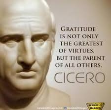 Marcus Tullius Cicero quotes on Pinterest | Gratitude, Lawyer ... via Relatably.com
