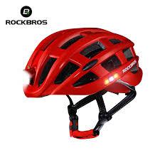 <b>ROCKBROS</b> Cycling <b>Helmet</b> Bike <b>Ultralight Helmet</b> With Light ...