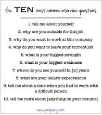 ideas about interview questions on pinterest   job    how to answer the  most common interview questions   bookmark this one for your next