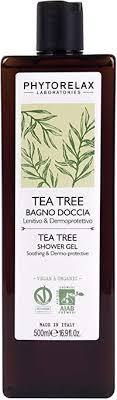 <b>Гель</b> для душа с маслом чайного дерева Phytorelax <b>Hemp</b> Shower ...