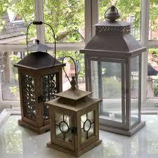 Белый фонарь подсвечник <b>Riverdale</b> по цене 3 000 руб. в ...