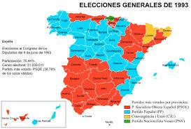 Elecciones generales de España de 1993