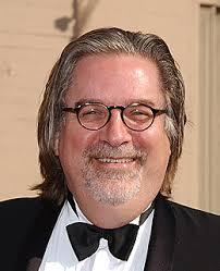 Matt Groening. AGE: 53. OCCUPATION: Cartoonist, creator of The Simpsons and Futurama NUMBER OF TIME COVERS: 1 (Bart Simpson) - groening_matt