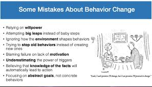 driving healthy habits through behavioral product design a list of common product design mistakes from sunil maulik s presentation driving healthy habits through