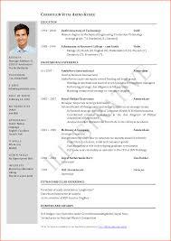 6 cv format for job application event planning template resume format for job application curriculum vitae template curriculum vitae sample 1