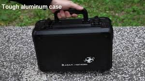 <b>Aluminum</b> Carrying Cases for DJI Spark and Mavic Pro - YouTube