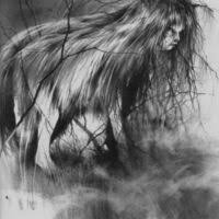 The <b>Wolf Girl</b>   Scary Stories to Tell in the Dark Wiki   Fandom