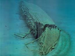 「HMHS Britannic sinking location」の画像検索結果