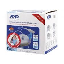 Эй энд Ди <b>ингалятор CN-233</b> компрессорный (A&D) по доступной ...