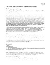 concept essay topics language arts graphic organizers for you and
