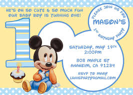 mickey mouse birthday invitation template inspirational com extraordinary mickey mouse birthday invitation template 6 luxury invitation