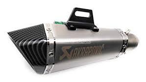 TRP TRADERS <b>Universal</b> Hexa Cut,Silver, Stainless Steel <b>Exhaust</b> ...