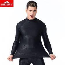 <b>SBART Men's</b> Surfing Rash Guards Lycra Shark skin texture <b>Tops</b> ...