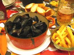 Mussels of Brussels