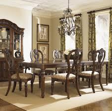 Hardwood Dining Room Table Dark Wood Dining Room Set Nice With Image Of Dark Wood Remodelling