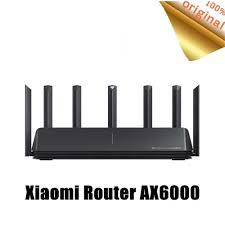 <b>New 2021 Xiaomi AX6000</b> AIoT Router 6000Mbs WiFi6 512MB ...
