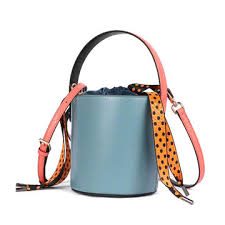 New design leather bucket <b>bag</b> for <b>women</b>, <b>2019 new cowhide</b>