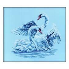 <b>Набор для вышивания РТО</b> Лебединая верность — купить в ...