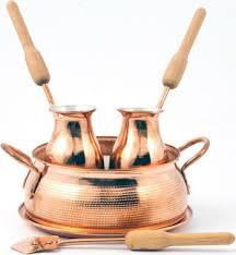 <b>Набор</b> для приготовления кофе на песке <b>TimA</b> Т-1 ''<b>Тет</b>-<b>а</b>-<b>Тет</b> ...