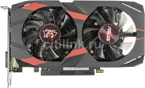 Купить <b>Видеокарта ASUS nVidia</b> GeForce GTX 1050TI ...