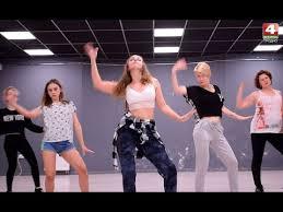 Просто утро. Современные танцы. 22.01.2019 - YouTube