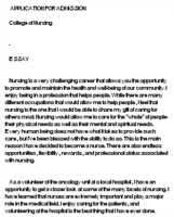 why do i want to be a nurse essays   mfacourseswebfccom why do i want to be a nurse essays