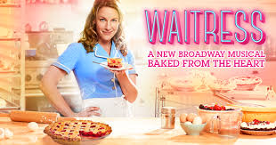 Image result for waitress the musical