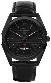 Наручные <b>часы L</b>'<b>Duchen</b> D191.71.21 — купить по выгодной цене ...