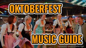2017 Oktoberfest Music Guide: Top 10 Best Songs - YouTube