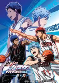 Kuroko no Basket Película 1: Copa de Invierno Soushuuhen – Kage a Hikari