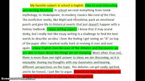 writing a perfect paragraph writing a perfect paragraph