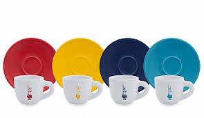 Купить Набор Bialetti <b>Moka</b> Color 4 <b>кофейные пары</b> по цене 2 400 ...