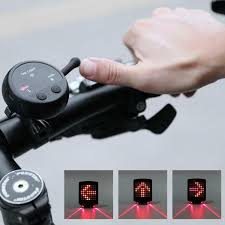 <b>Bicycle Bike Wireless Remote</b> Control <b>Steering</b> Brake Turning Lamp ...
