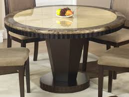 Contemporary Round Dining Table For 6 Captivating Antique Round Wood Dining Table For