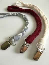 122 Best <b>Pacifier clip</b> images   <b>Pacifier holder</b>, Crochet <b>pacifier clip</b> ...