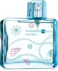 Mandarina Duck <b>Cute Blue</b> - <b>Туалетная</b> вода: купить по лучшей ...