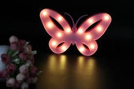 2019 Night <b>Pink Unicorn</b> Shape <b>3D LED</b> Night Light Novelty Animal ...