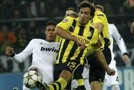 Liga Champions Liga Jerman Liga Spanyol  - Pepe akui Dortmund sulit ditaklukkan