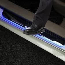 BIGZOOM Autofurioos Blue <b>LEd Car Foot</b> St- Buy Online in ...