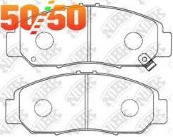 <b>Комплект передних тормозных колодок</b> D5168M Kashiyama ...