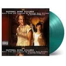 <b>САУНДТРЕК</b> - <b>NATURAL BORN</b> KILLERS (2 LP, COLOUR), купить ...