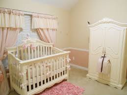 baby nursery beautiful cute girl baby room color ideas design