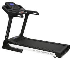 Электрическая <b>беговая дорожка Carbon</b> Fitness World Runner T2 ...