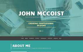Demo for Persuasive Web Portfolio WordPress Theme #50910