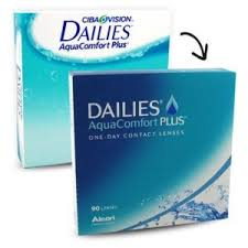 <b>Контактные линзы Alcon Dailies</b> aquacomfort plus | Отзывы ...